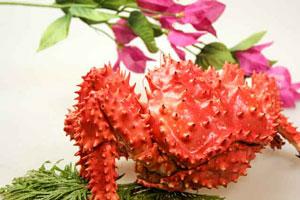 北海道地場の味 訳あり花咲ガニ